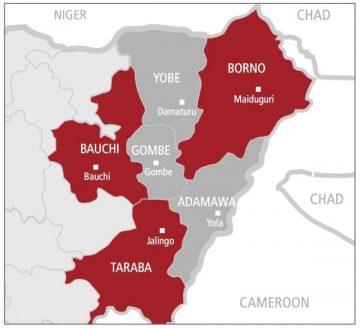 Bauchi, Taraba, Gombe & Adamawa 2017 BB4P Project